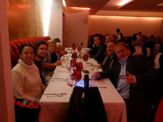 Dulce Patria en Las Alcobas: Enero 2014, familia y amigos al Dulce Patria