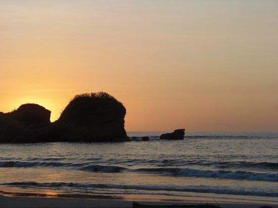 Hotel Sol Samara : playa samara