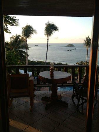 Hotel Costa Verde: Ocean view
