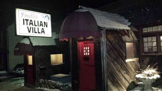 Finelli's Italian Villa : Finelli's