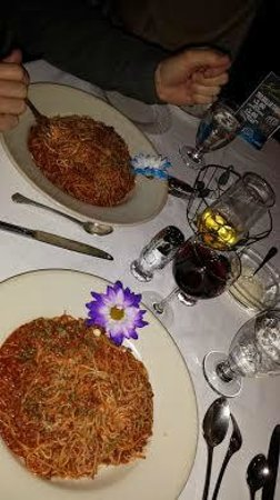 Finelli's Italian Villa : Pasta
