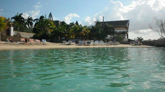 SeaGarden Beach Resort : PLAGE
