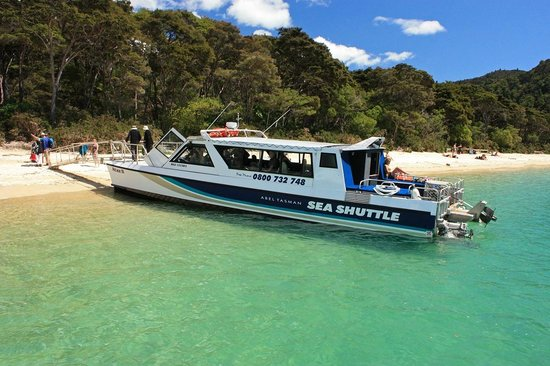 Abel Tasman Sea Shuttle Ltd