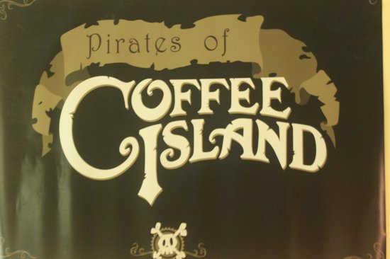 The Guest House : Pirates of Coffee Island