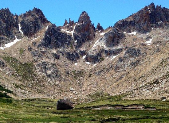 Andemita: Cerro Cathedral Ridge Walk