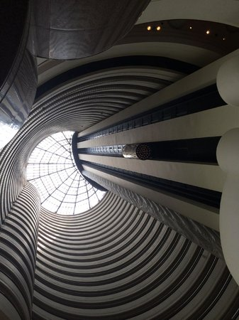 Holiday Inn Singapore Atrium: Lobby from the ground floor