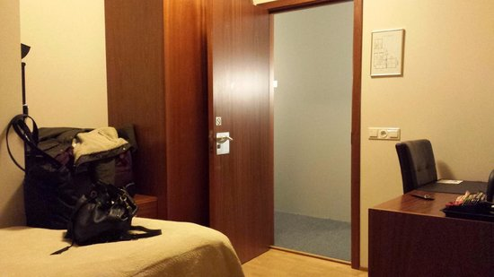 Hotel Odinsve: Single room, small but really comfy