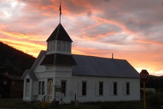 Tin Cup church