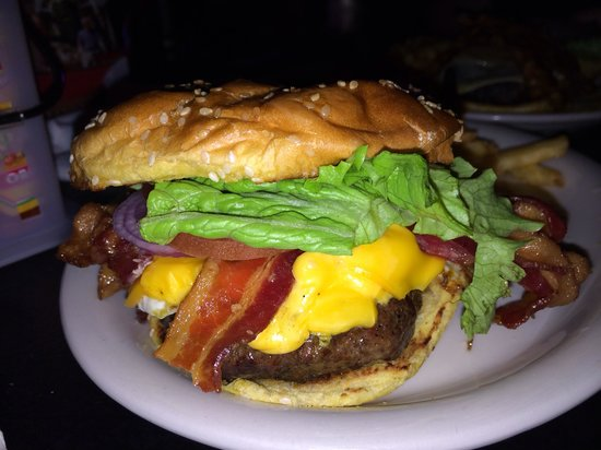 The Vortex : Coronary Bypass...AWESOME!!! Best burger I have ever had, PERIOD!!!