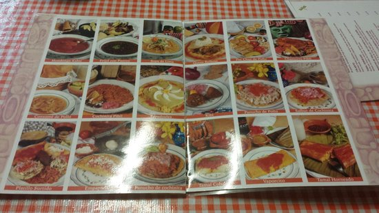 Emara Antojitos Yucatecos: Fotos del menu