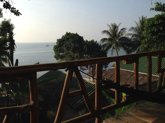 8 Elemento : The Cove bungalow view
