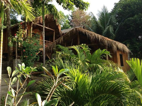 8 Elemento : The Cove Bungalows