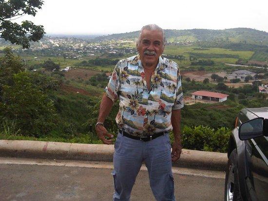 Arenillas, Ecuador: Llegando a los parqueaderos