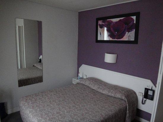 Hotel de l'Alma: シングルルーム
