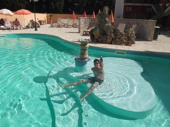 Hotel Ciuri di Badia: pool
