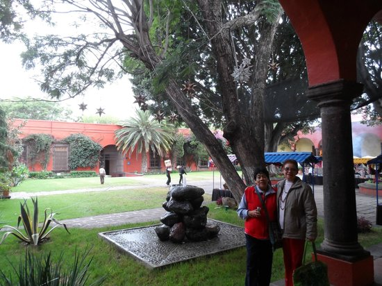 Fiesta Americana Hacienda Galindo : jardines