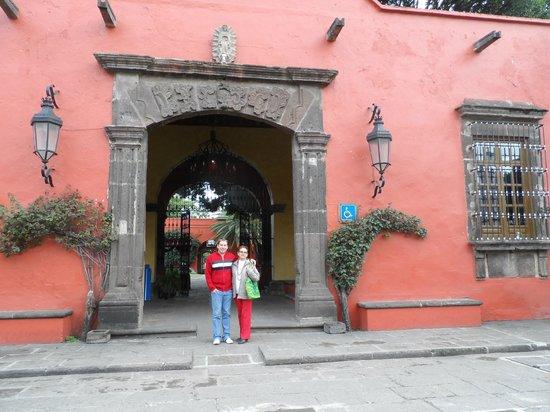Fiesta Americana Hacienda Galindo : patios