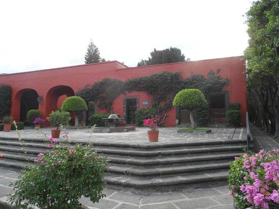 Fiesta Americana Hacienda Galindo : entrada