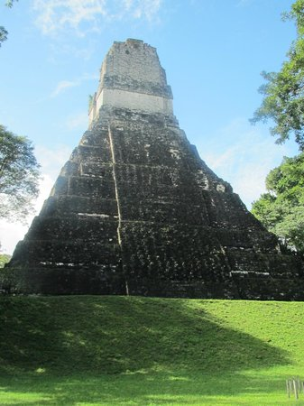 Windy Hill Resort: Tikal from tour to Guatemala