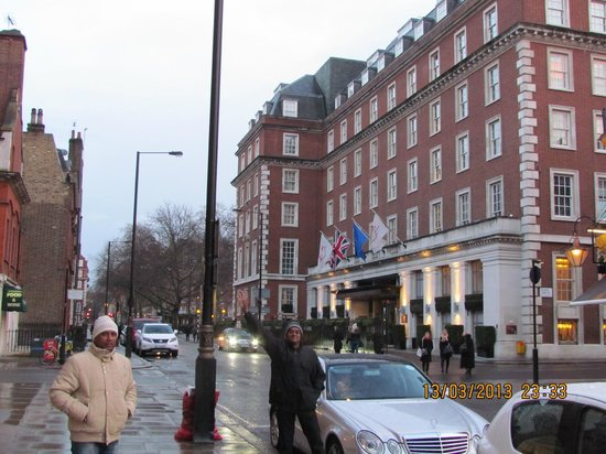 London Marriott Hotel Grosvenor Square : Marriott - Grosvenor Square, London