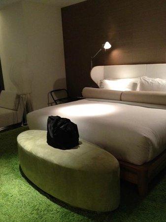W Taipei: ベッドルーム