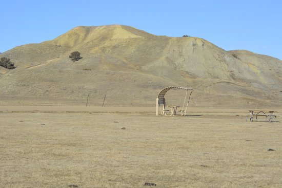 Sage Creek Campground: background