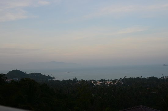 Mantra Samui Resort: view from room