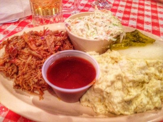 Fat Daddy's: Pulled Pork Special