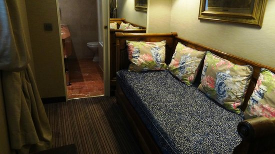 Hotel Left Bank : Third bed if needed