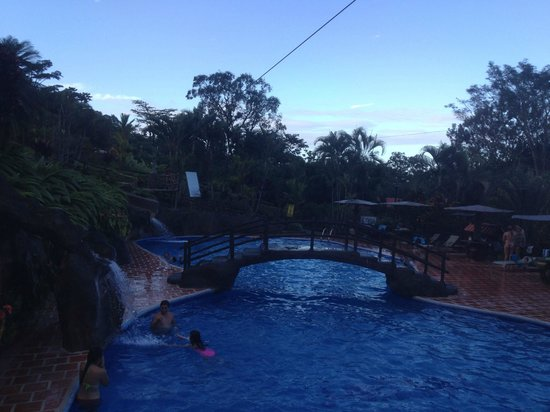 Los Lagos Hotel Spa & Resort : One of the pools