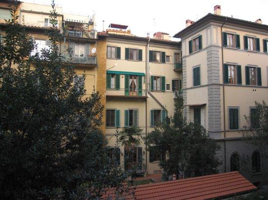 Hotel Giglio: Tuscan Architecture