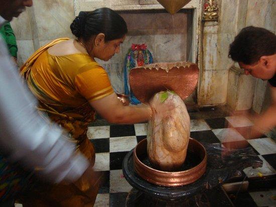 Siddheshwar Mahadev Mandir: sidheshwar mahadev