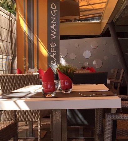 Cafe Wango: Salle