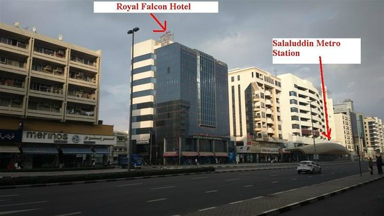Royal Falcon Hotel