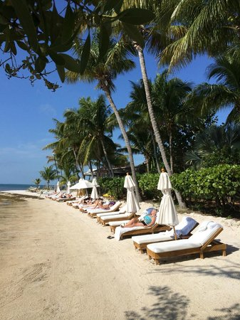 Little Palm Island Resort & Spa, A Noble House Resort: Beach