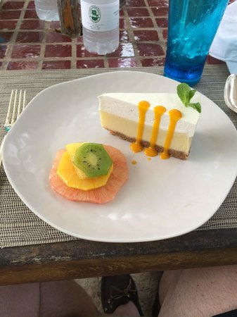Little Palm Island Resort & Spa, A Noble House Resort: Key Lime Pie