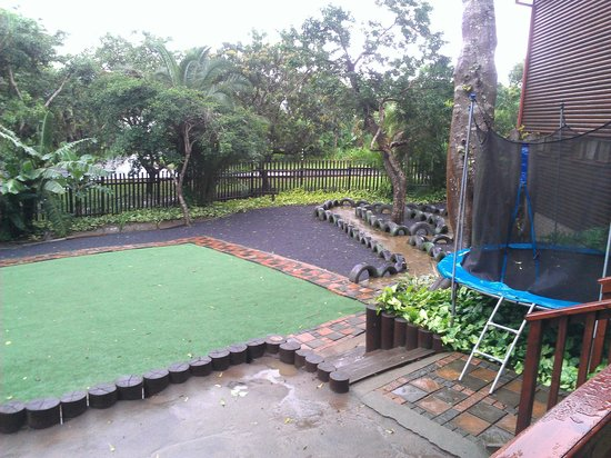 Clivia Self-Catering: play area