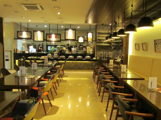 N Fourseason Seoul: Restaurante