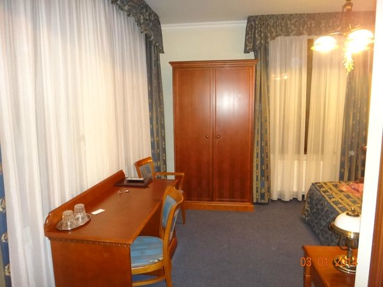 Arkada Hotel Praha: Номер