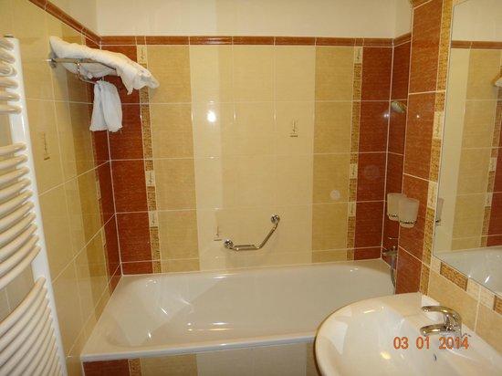 Arkada Hotel Praha: Ванная комната