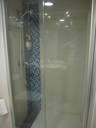 Hotel Benito: Shower room