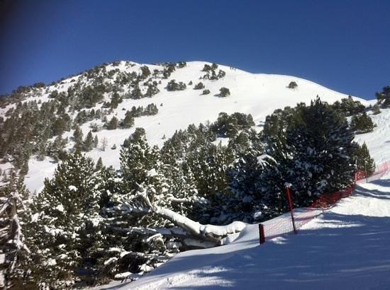 Station de ski - Saint Lary Soulan : saint lary soulan