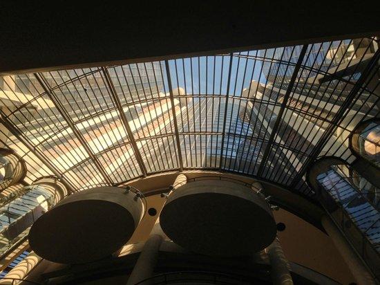 The Westin Bonaventure Hotel & Suites: Atrium View