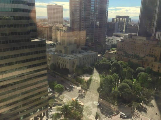The Westin Bonaventure Hotel & Suites: View From My Room