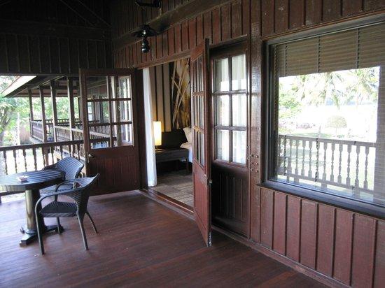 Meritus Pelangi Beach Resort & Spa, Langkawi: Balcony