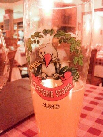 A L'abattoir: Bière artisanale Storig (Schiltigheim)