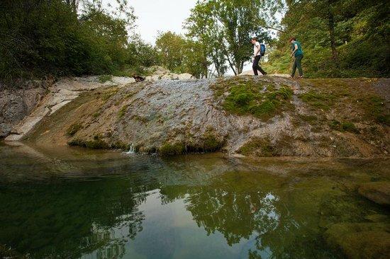 Kozbana, Eslovenia: Kotline
