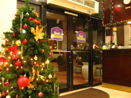 Best Western JFK Airport Hotel: Entrance