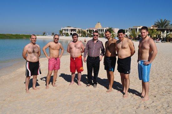 Hilton Ras Al Khaimah Resort & Spa : beach