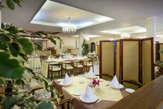Hotel Astrus : Ресторан